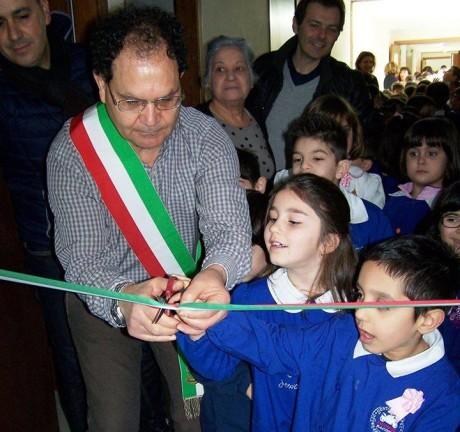 Inaugurata la palestra di via Paganini