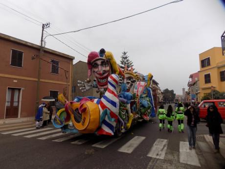 XXXI Carnevale Sangavinese: le foto dei carri