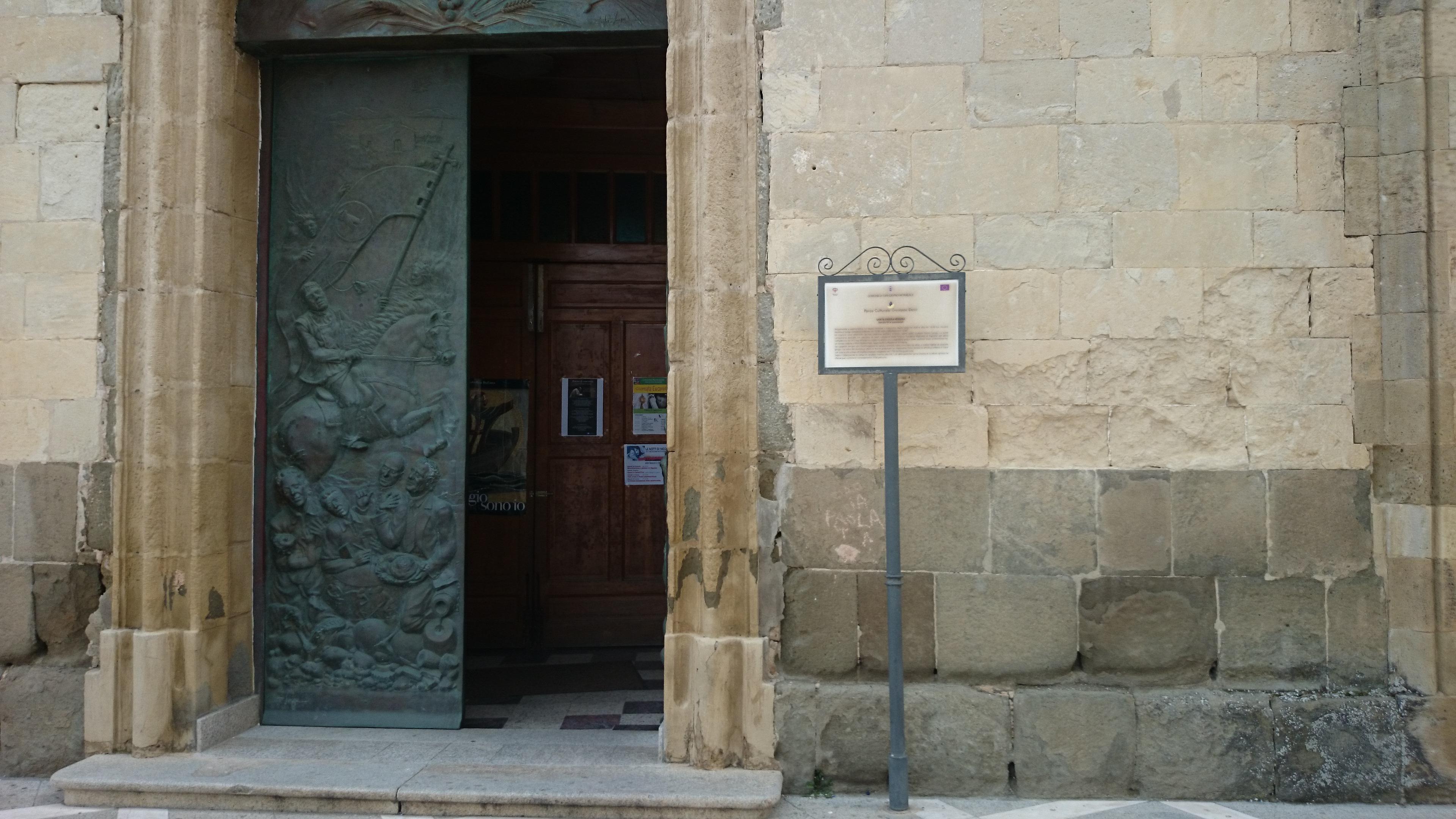 La chiesa di Santa Chiara