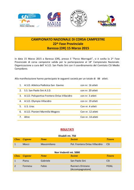 Risultati Campestre Baressa_Pagina_1