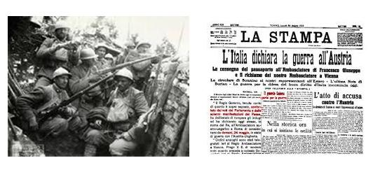 Mostra sulla Grande Guerra