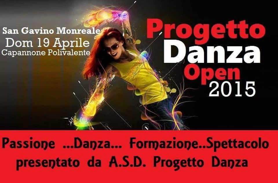 Progetto Danza Open