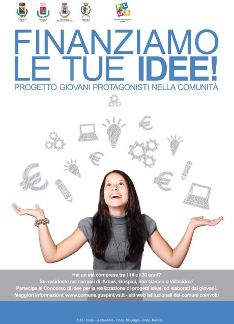 Finanziamenti per giovani creativi