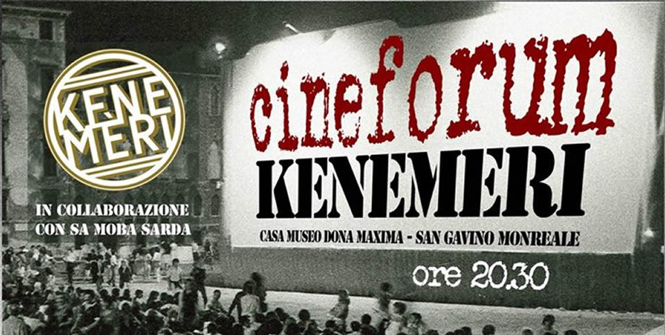 Cineforum Kenemèri