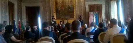 Franco Melas è infatti stato insignito del titolo di Cavaliere della Repubblica Italiana.