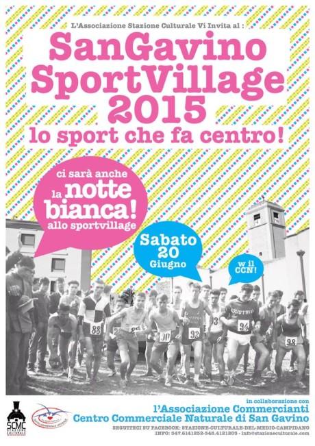 Notte Bianca e Sport Village