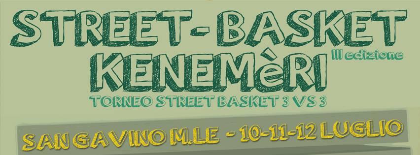 Street-Basket Keneméri III Edizione