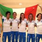 Italia e Claudia Pinna, bronzo alla Coppa Europa!