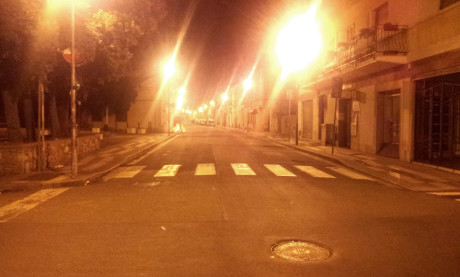 Musica di notte: una difficile convivenza