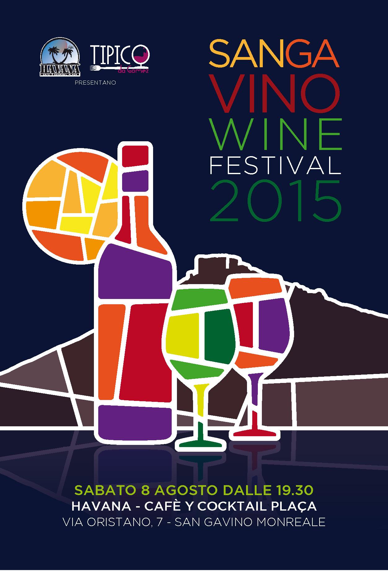 Sanga Vino Wine Festival 2015