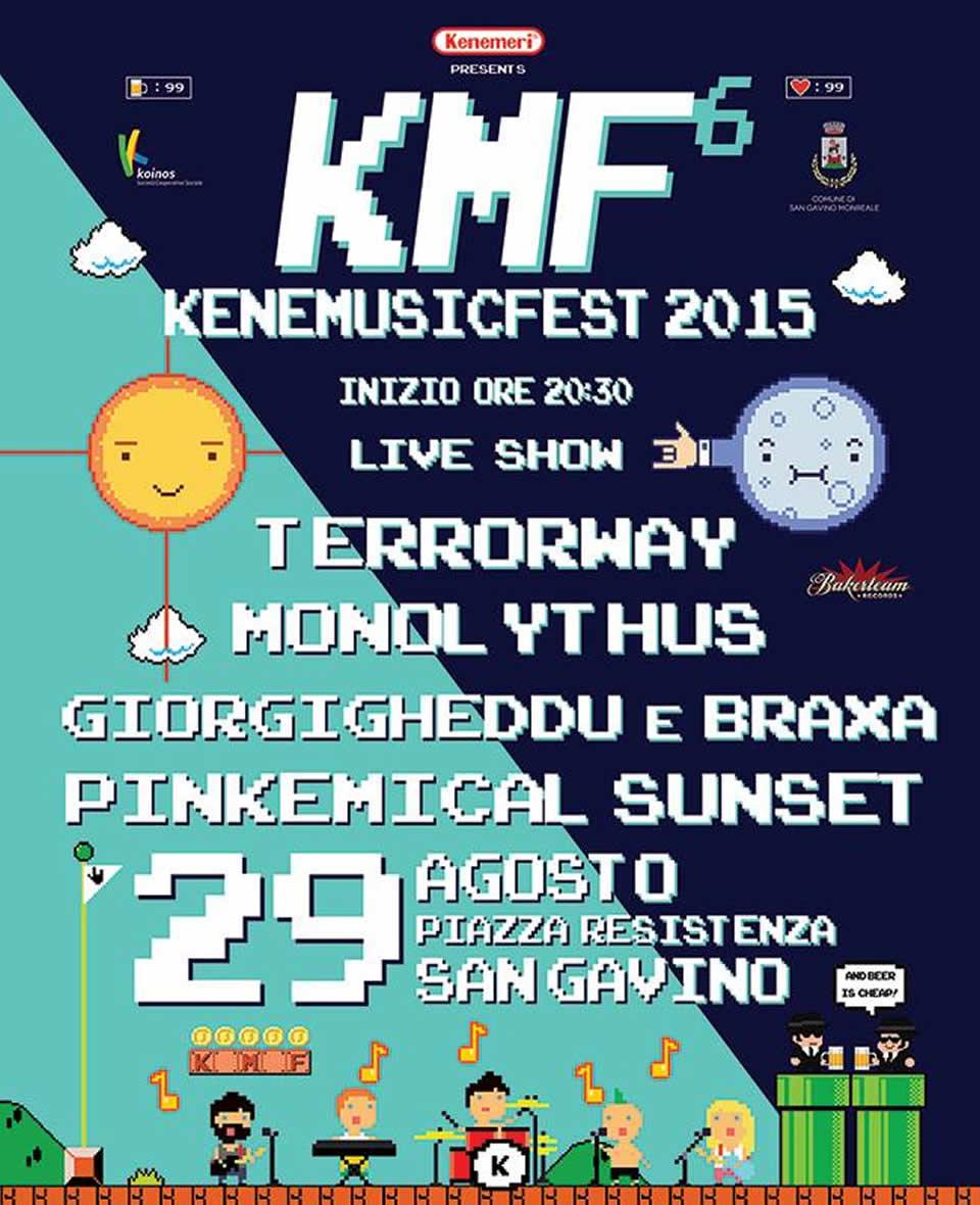 KeneMusicFest 2015