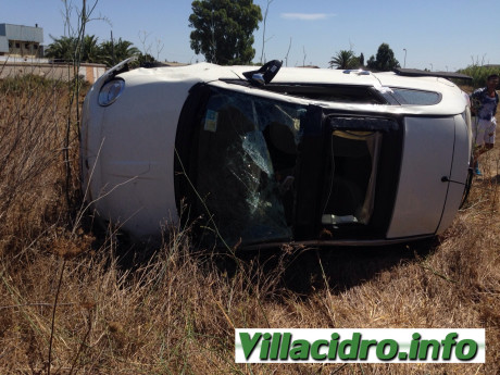 Incidente nell'incrocio tra San Gavino e Villacidro