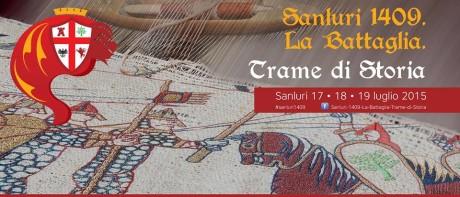 Sanluri 1409, la Battaglia: Trame di Storia