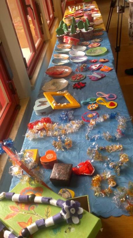 Laboratorio creativo con Erica Concas 2014-2015