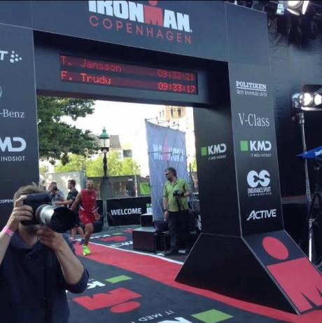 Fabio Trudu conquista la finale mondiale IronMan