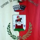 Lo stemma di San Gavino Monreale