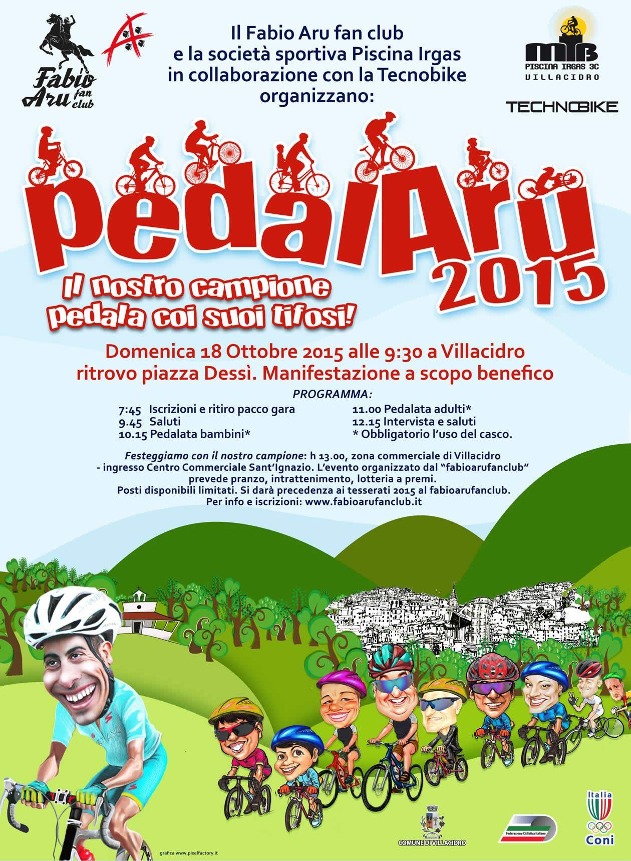 PedalAru 2015