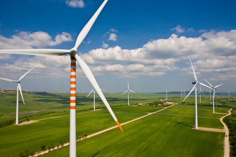 No al parco eolico tra San Gavino e Villacidro: deturpa il paesaggio