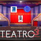 """""""Teatro al cubo"""", una rassegna teatrale che si fa... in tre!"""