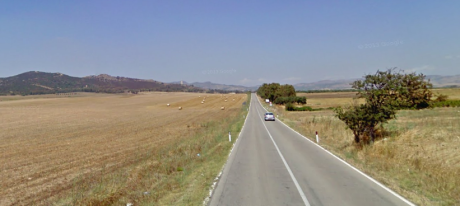 Incidente mortale sulla San Gavino - Sardara