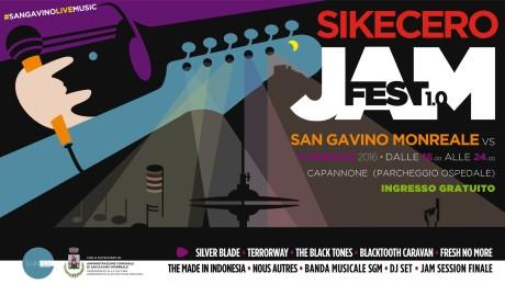 Sikecero Jam Fest 1.0
