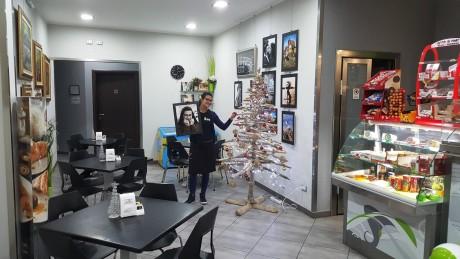 Una mostra di Andrea Marrocu... nell'Angolo del caffè