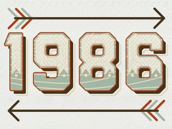 Festa dei trentenni nati nel 1986