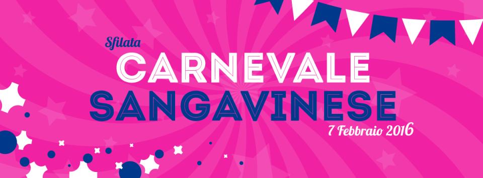 32° edizione del Carnevale Sangavinese