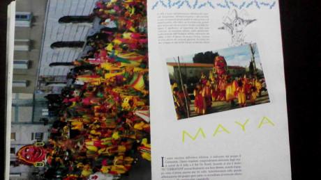 Breve storia del Carnevale Sangavinese