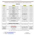 Università del Monreale: lezioni nel mese di Marzo 2016