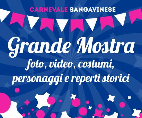 Grande Mostra del Carnevale Sangavinese