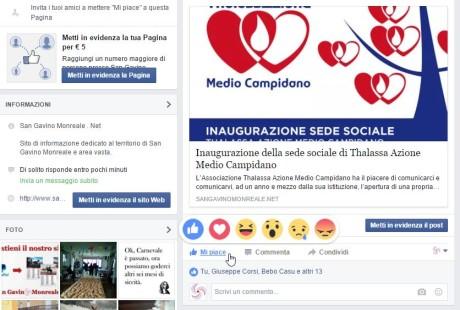 """Il nuovo tasto """"Like"""" di Facebook: arrivano le """"Reazioni"""""""