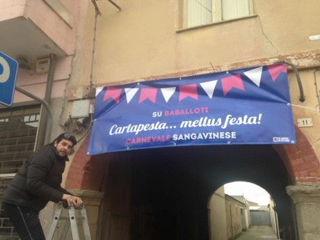 32° edizione del Carnevale di San Gavino