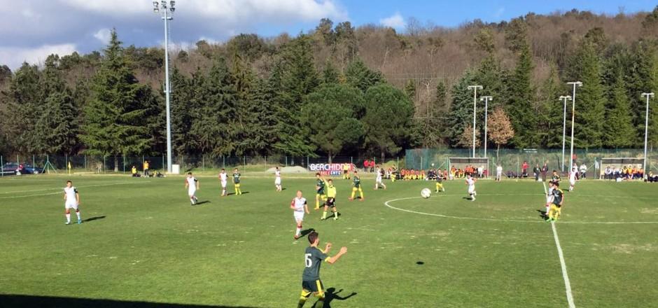 Torneo di Viareggio: Murgia e Arras stendono il Milan