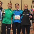 Claudia Pinna, argento ai Campionati Italiani di Mezza Maratona