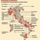 Ministero della Salute: San Gavino Monreale tra le 44 aree d'Italia più inquinate e a rischio tumori