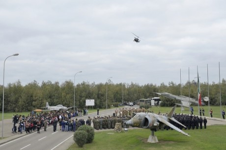 Thalassa Azione ringrazia i militari tedeschi della base di Decimomannu