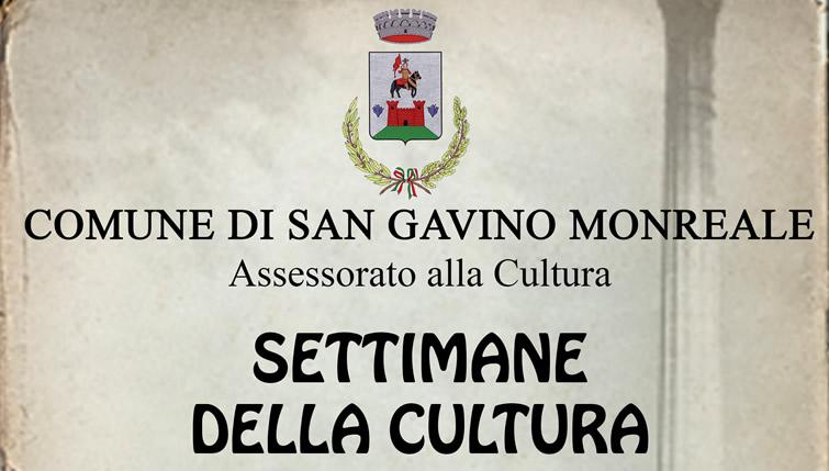 """Le """"Settimane della Cultura"""" a San Gavino Monreale"""