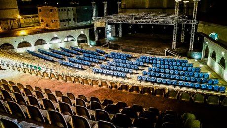 A breve l'inaugurazione dell'anfiteatro?
