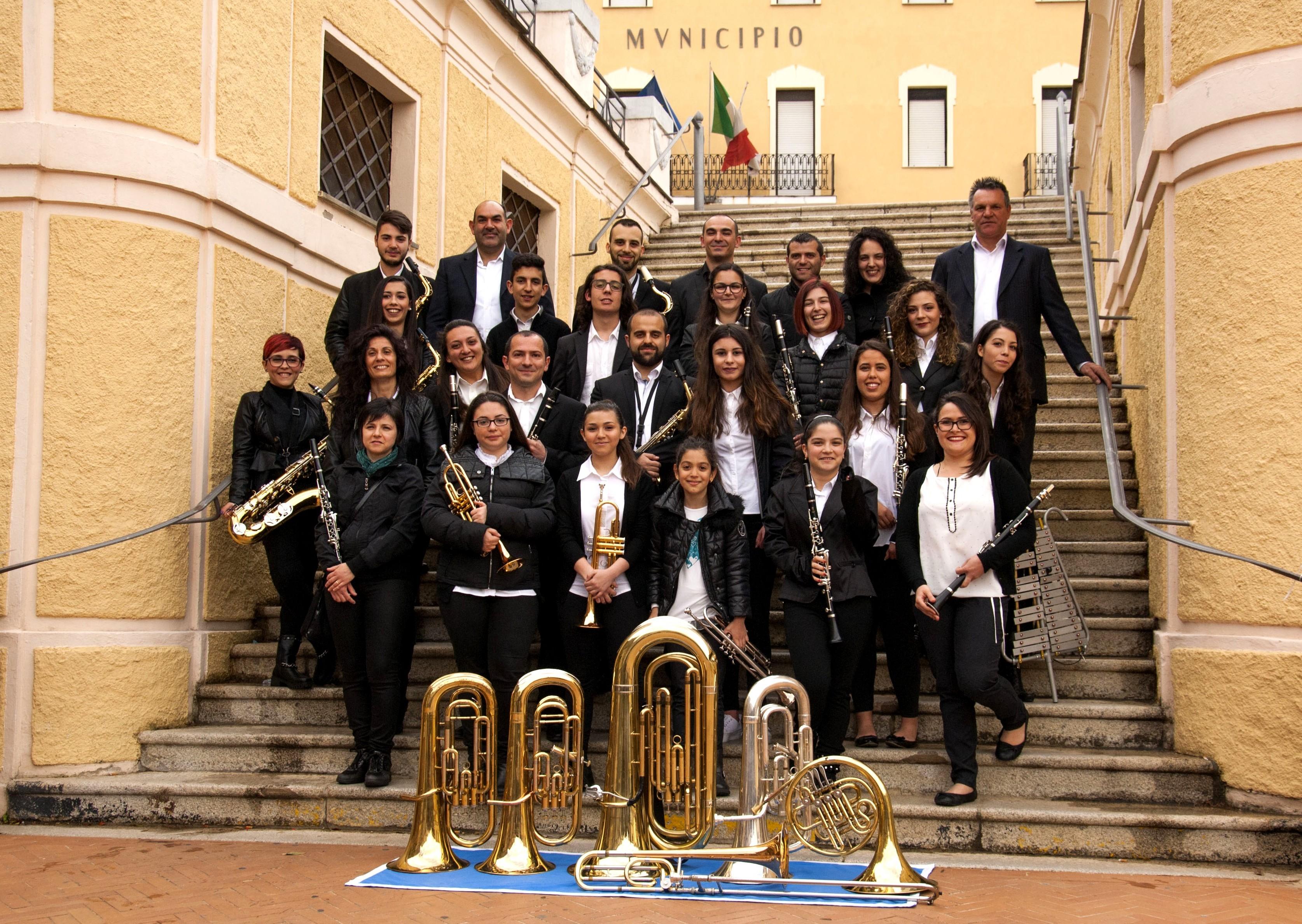 Nasce la Banda Musicale Città di Villacidro