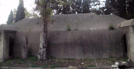 """Il """"bunker"""": un rifugio antiaereo a San Gavino"""