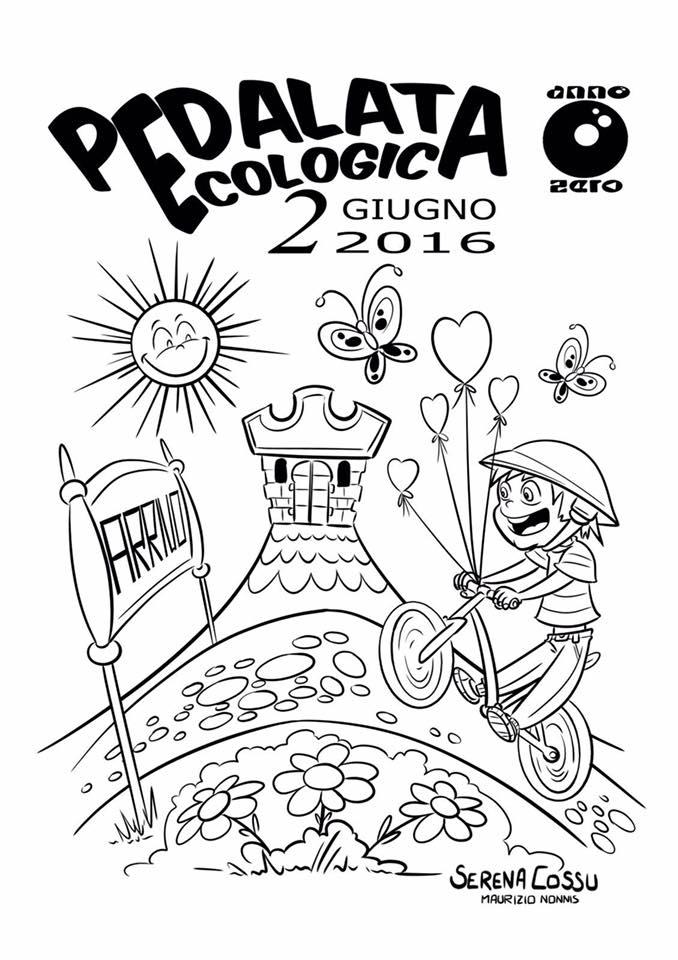 Pedalata Ecologica 2016