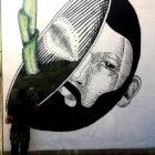 Come nasce un murale: lavori in corso alle scuole Enaip