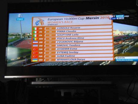 Italia 4° in Coppa Europa con Claudia Pinna