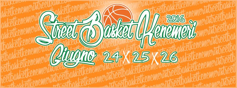 Street Basket Kenemèri - 4° edizione