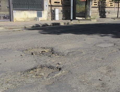 I problemi delle strade di San Gavino