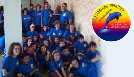 La scuola dall'associazione Delfino