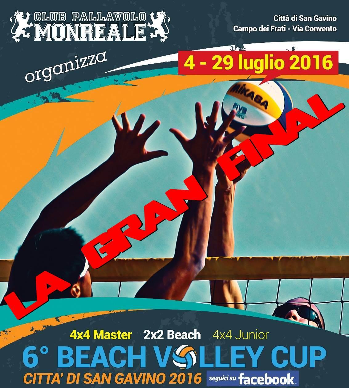 Beach Volley: La Gran Final