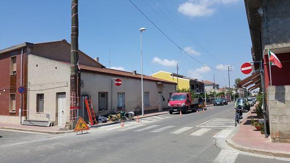 Il 2 agosto verrà rimosso il palo Enel in viale Rinascita