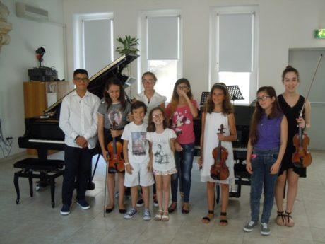 """Concorso regionale """"Giovani Musicisti Sardi"""""""